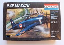 MONOGRAM 1/72 Maquette Avion 74006 F-8F Bearcat WWII Fighter Plane Model