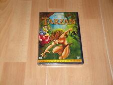 Tarzan de Walt Disney DVD clasico 37 edicion especial 2 discos