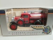 """A Liberty Classic Model """"A"""" Bank Case IH Fire Pumper"""