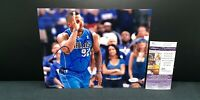DESHAWN STEVENSON DALLAS MAVERICKS NBA SIGNED 8X10 PHOTO W/JSA COA
