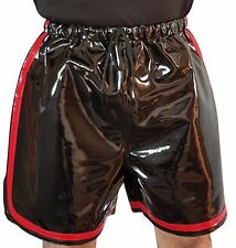 High Quality PVC Shorts with Elasticated Leisure Shorts Size M ~ L ~ XL ~ 2XL