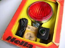 RED HELLA 118 FOG LAMP LIGHT  BMW 2002 02 MERCEDES VOLKSWAGEN VW NOS