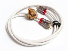 QED Performance Audio 2 Analogue Interconnect RCA Hi-Fi Stereo Cable 0.5 m pair