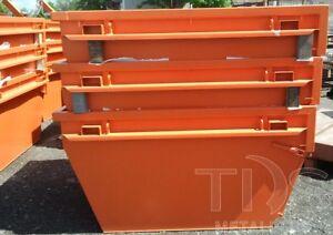 Multicar/Jotha Minimulde Absetzcontainer Bauschuttcontainer 1,5cbm offen