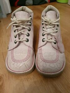 Kickers Pink Boots for Women   eBay