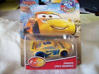 Disney Pixar Cars - Dinoco Cruz Ramirez - 2020 New Release - Color Changers