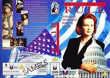 Majority Rule, Blair Brown Video Promo Sample Sleeve/Cover #14442