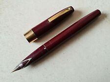Stylo plume vulpen fountain pen fullhalter penna SHEAFFER IMPERIAL nib write. 鋼筆