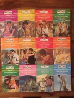 Job Lot Of 12 Mills And Boon