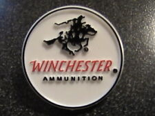 Winchester Ammunition Pin Hat Lapel Pin Collectible Winchester Lapel Hat Pin