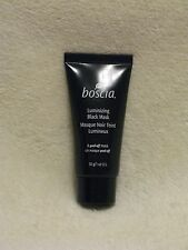 Boscia 'Luminizing Black Mask' Peel-Off Face Treatment 1oz NEW Travel Sz