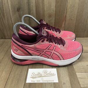 Asics Gel-Nimbus 21 (1012A156) Pink Running Shoes Women's Size 6