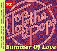 Top Of The Pops - Summer Of Love [CD]