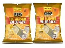 HotHands Adhesive Toe Warmer 6 pair Value (2 Pack)