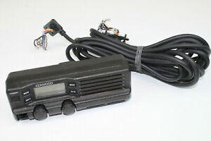 Kenwood TK-630 TK-730 TK-830 Basic Control Head w/ Remote Cable