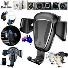 For iPhone X/Samsung S9+ Plus Universal Car Air Vent Mount Phone Gravity Holder