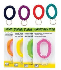 HY-KO Key Holder Wrist Coil New