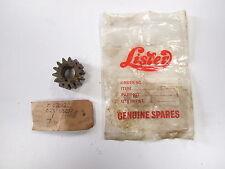 Genuine Lister fr Motor 1 2 3 & 4 Cyl Controlador De Bomba De Aceite Engranaje Lister P/N 023-03072