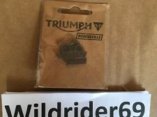 Triumph Bonneville Pin Badge MPBS16864