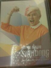 Super junior shindong smtown live world tour official Photocard Card Kpop K-pop