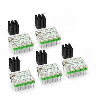 1/5STÜCK MKS TMC2208 V2.0 Schrittmotortreiberplatine Kühlkörper für 3D Drucker