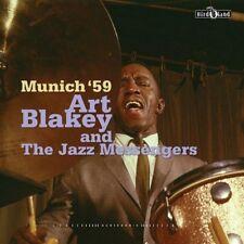 Art Blakey & The Jazz Messengers - Munich '59 (NEW CD)