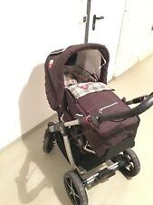 **** Hartan Racer GT Design S. Oliver Edition, Kinderwagen mit viel Zubehör ****