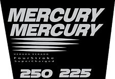 Mercury Verado Four Stroke Generation 2  Decal Kit