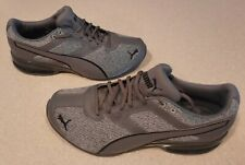 Brand New Puma Tazon 6 Shoes (Men's, Size 10, Gray)