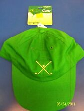Tee Time Golf Retirement Sports Party Hat Baseball Cap