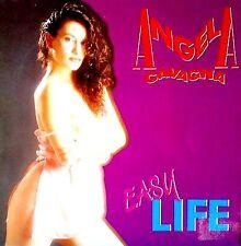 "12"" - Angela Cavagna - Easy Life (ITALO) SPANISH EDIT.1990. MINT, LISTEN - NUEVO"