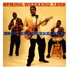 CD Bo Diddley - Spring weekend 1959
