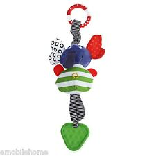 Music Elephant Baby Bed Hang Knickknack with Teether Great Gift