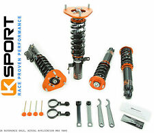 K Sport Kontrol Pro Coilovers 2004-2008 Acura TL 784/403 Spring Rates