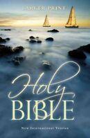 Holy Bible : New International Version, Paperback by Biblica (COR), Brand New...