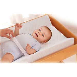 CONTOURED CHANGING PAD 2 SIDED By Summer Infant White