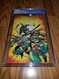 Teenage Mutant Ninja Turtles #75 CGC 9.9 MINT Eastman Variant Cover IDW Comic
