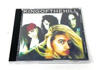 King Of The Hill Self Titled Album (CD, SBK Records) Original Pressing Release