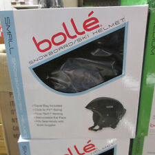 BRAND NEW BLACK BOLLE SNOWBOARD/SKI HELMET OLYMPIC SIZE S MODEL # 30575 SMALL