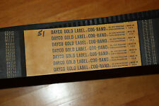 Dayco Gold Label RBX158-5 NEW