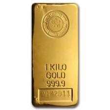 1 kilo Gold Bar - Royal Canadian Mint RCM - SKU #43292