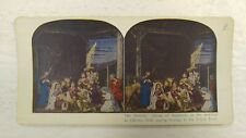 Lot of 120+ Stereograph cards [Life of Christ, Holy Land; Underwood, Keystone]