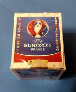 Panini EURO 2016 France - INTERNATIONAL DISPLAY BOX 50 Packs Stickers