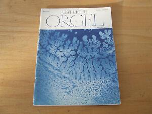 Festliche Orgel Band 1, FOR ALL ORGANS
