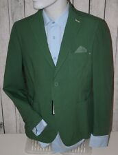 Luigi Morino sportives Sakko Jacket Blazer Gr. 24 jägergrün grün