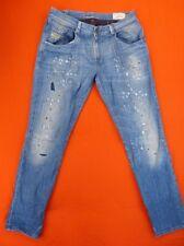 DIESEL Jean Femme Taille 29 X 32 US - Modèle Rosher - Wash 8YF