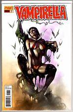 Dynamite Comics VAMPIRELLA ANNUAL #1 LUCIO PARRILLO COVER ARTWORK HOT !