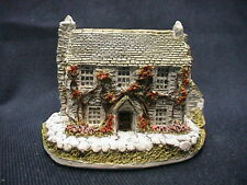 "Lilliput Lane Sawrey Gill 1985 Miniature Cottage Uk 2-3/8"" H with box"