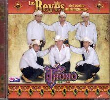 El Trono de Mexico Los Reyes del Pasito Duranguense CD New Sealed