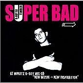 DJ TIMBER - SUPER BAD (MIX CD) B-BOY FUNK HIP HOP ROCK LATIN
